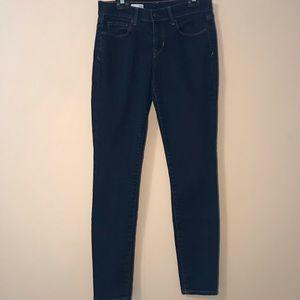 GAP Legging Jeans Dark Wash